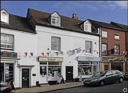 335 SF High Street Shop for Rent  |  59 Tamworth Street, Lichfield, WS13 6JW