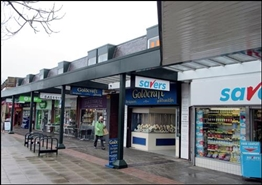 586 SF Shopping Centre Unit for Rent  |  Cloisters Shopping Centre, Formby, L37 3PX