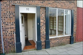 418 SF High Street Shop for Rent   52 Ainsworth Road, Manchester, M26 4EA
