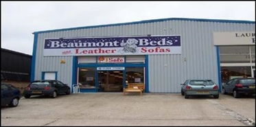 7,515 SF High Street Shop for Rent  |  Stadium Way Industrial Estate, Benfleet, SS7 3NZ