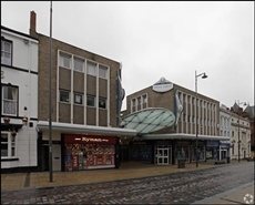 328 SF Shopping Centre Unit for Rent  |  Queen Street Shopping Centre, Darlington, DL3 6SL