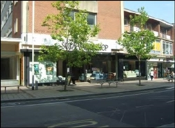 2,779 SF High Street Shop for Rent  |  3 - 5 Paris Street, Exeter, EX1 2JB