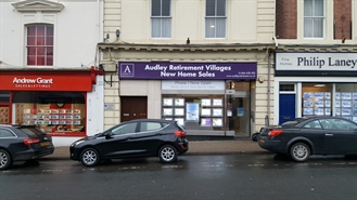 605 SF High Street Shop for Rent  |  21 Worcester Road, Malvern, WR14 4QY