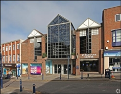 329 SF Shopping Centre Unit for Rent  |  Unit 11, White Lion Walk Shopping Centre, Guildford, GU1 3DN