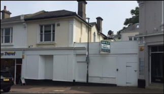 2,009 SF High Street Shop for Rent  |  29 - 31 Ilsham, Torquay, TQ1 2JG