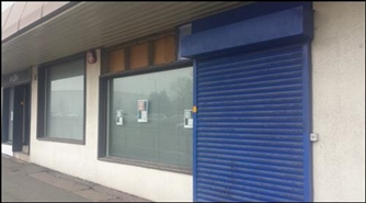 800 SF High Street Shop for Rent | 157 Avon Road, Cannock, WS11 1LF