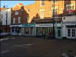 571 SF High Street Shop for Rent  |  15A Market Square, Telford, TF1 1BU