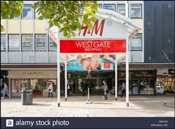 543 SF Shopping Centre Unit for Rent  |  Unit 3, Westgate Shopping Centre, Stevenage, SG1 1QR