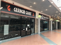 1,180 SF Shopping Centre Unit for Rent  |  Former Grainger Games Unit 60 Manor Walks, Cramlington, NE23 6UT