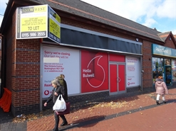 1,320 SF High Street Shop for Rent  |  65 Main Street, Nottingham, NG6 8QD