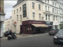970 SF High Street Shop for Rent  |  212 Fulham Road, London, SW10 9PJ