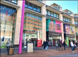 2,587 SF Shopping Centre Unit for Rent  |  Unit 8, Haymarket Towers, Leicester, LE1 1WA