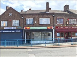 836 SF High Street Shop for Sale  |  3 Sandon Road, Stoke On Trent, ST3 7DT