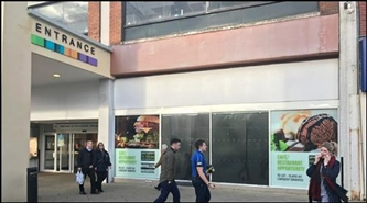 862 SF Shopping Centre Unit for Rent  |  Unit 49/49a, Osborn Mall, Fareham, PO16 0AT