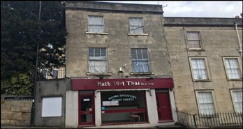 515 SF High Street Shop for Sale  |  9 Lansdown Road, Bath, BA1 5EE