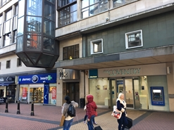 2,262 SF High Street Shop for Rent  |  100 New Street, Birmingham, B2 4HS
