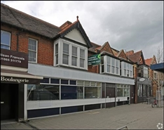 3,081 SF High Street Shop for Rent  |  211 - 213 Banbury Road, Oxford, OX2 7HH