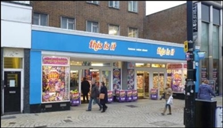 10,710 SF High Street Shop for Rent  |  123 - 125 High Street, Poole, BH15 1AR