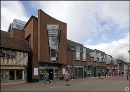 1,596 SF Shopping Centre Unit for Rent  |  29 Crescent Arcade, Solihull, B91 3GZ