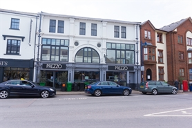 4,448 SF High Street Shop for Rent  |  43-43a Frogmore Street, Abergavenny, NP7 5AN