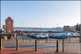 1,047 SF Shopping Centre Unit for Rent  |  Unit 6, Burton Place Shopping Centre, Burton Upon Trent, DE14 1BU