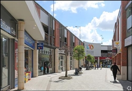 5,168 SF Shopping Centre Unit for Rent  |  Unit 3, Pescod Square Shopping Centre, Boston, PE21 6SR