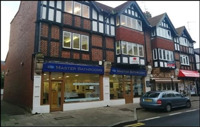 1,040 SF High Street Shop for Rent  |  124 - 126 High Street, Rickmansworth, WD3 1AB