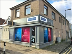 850 SF Out of Town Shop for Rent  |  51 Cathays Terrace, Cardiff, CF24 4HS