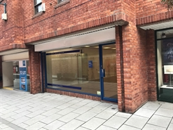 543 SF Shopping Centre Unit for Rent  |  Unit 2, St Marks Place Shopping Centre, Newark On Trent, NG24 1XT
