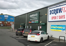 4,000 SF Retail Park Unit for Rent  |  Honiton Retail Park, Honiton, EX14 1DP