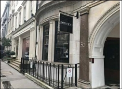 560 SF High Street Shop for Rent  |  35A Dover Street, London, W1S 4NQ