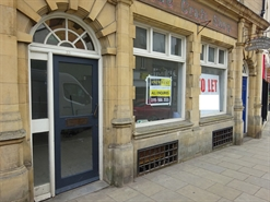 694 SF High Street Shop for Rent  |  33 Church Street, Mansfield, NG18 1AF