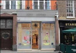 1,012 SF High Street Shop for Rent  |  62 South Molton Street, London, W1K 5SR