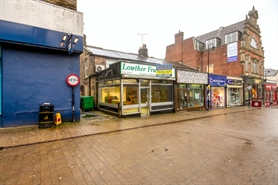 547 SF High Street Shop for Rent  |  3 Beulah Street, Harrogate, HG1 1QQ