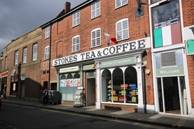 324 SF High Street Shop for Rent  |  70 New Canal, Salisbury, SP1 2AQ