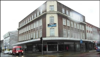 6,200 SF High Street Shop for Rent  |  Portland House, Swansea, SA1 5HN