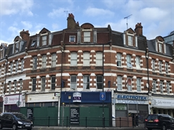 1,321 SF High Street Shop for Rent  |  309-311 North End Road, Fulham, W14 9NS
