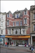 1,374 SF High Street Shop for Rent  |  17 - 19 Long Row, Nottingham, NG1 2DH