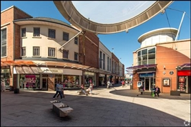4,393 SF Shopping Centre Unit for Rent  |  Washington Square Shopping Centre, Workington, CA14 3DZ