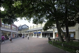 1,190 SF Shopping Centre Unit for Rent  |  Unit 7, The Montague Centre, Worthing, BN11 1YJ