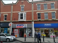 1,335 SF High Street Shop for Rent  |  Unit 3, Barry, CF63 4HH