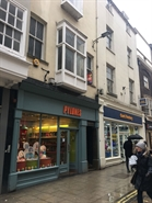 418 SF High Street Shop for Rent  |  26 Coney Street, York, YO1 9ND