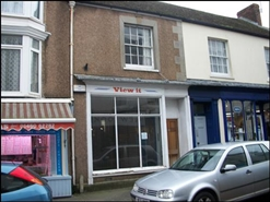 480 SF High Street Shop for Sale  |  18 Holyrood Street, Chard, TA20 2AH