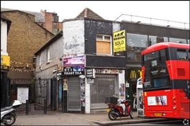 833 SF High Street Shop for Rent | 46 Mitcham Road, Tooting Broadway, SW17 9NA