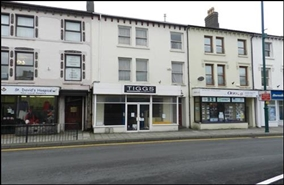 2,770 SF High Street Shop for Rent  |  144 High Street, Porthmadog, LL49 9NU