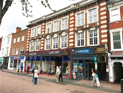 3,553 SF High Street Shop for Rent  |  12 Commercial Street, Herefordshire, Hereford, HR1 2DB