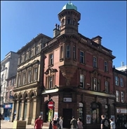1,011 SF High Street Shop for Rent  |  1 - 2 Lune Street, Preston, PR1 2NL