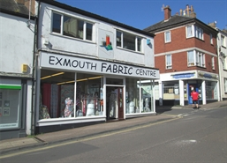 960 SF High Street Shop for Rent  |  18 Albion Street, Exmouth, EX8 1JL