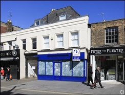 743 SF High Street Shop for Rent  |  109 - 109B High Street, Brentwood, CM14 4RX