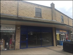 1,104 SF High Street Shop for Rent  |  Unit 6b, Northgate Centre, Heckmondwike, WF16 9RL